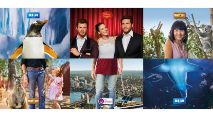Pick Your Own Sydney Attractions Pass - 4 Attractions