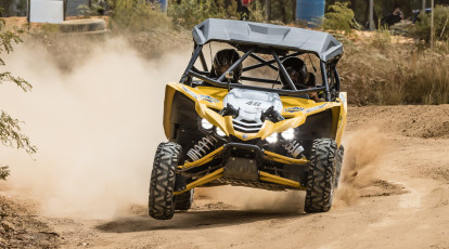 YXZ Buggy Driving - 3 Hot Laps - Adelaide