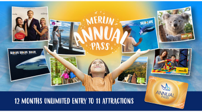 Merlin Annual Pass - Sydney
