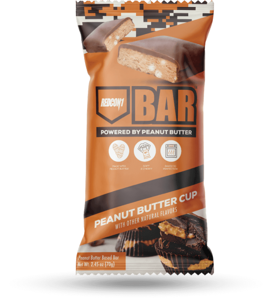Single Peanut Butter Bar