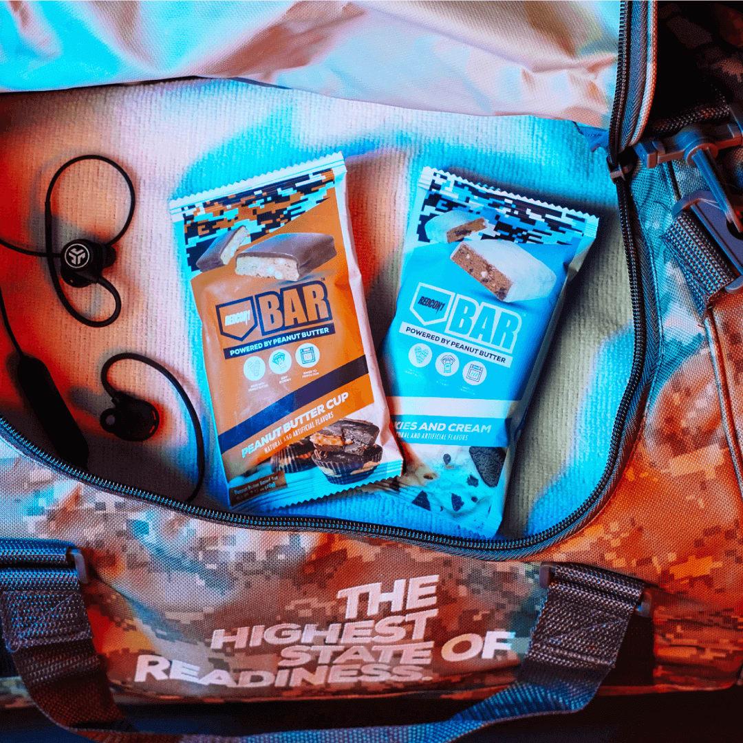 Redcon1 Bars in Bag