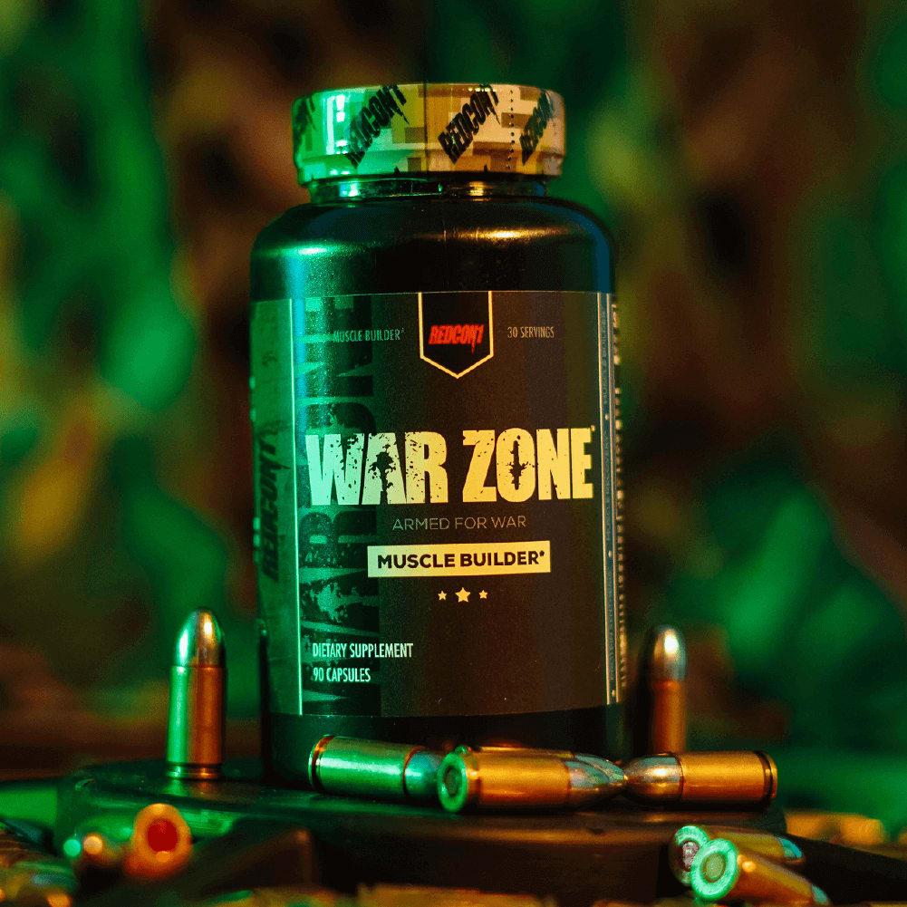 War Zone Close Up Image
