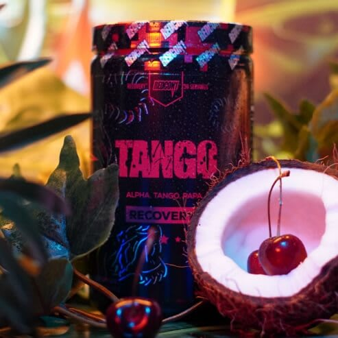Tango Tigers Blood with cherry