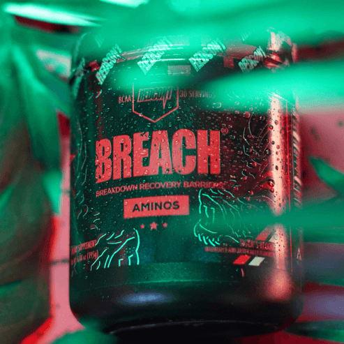 Breach Tigers Blood in Jungle