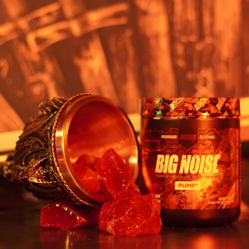 Big-Noise-Spill