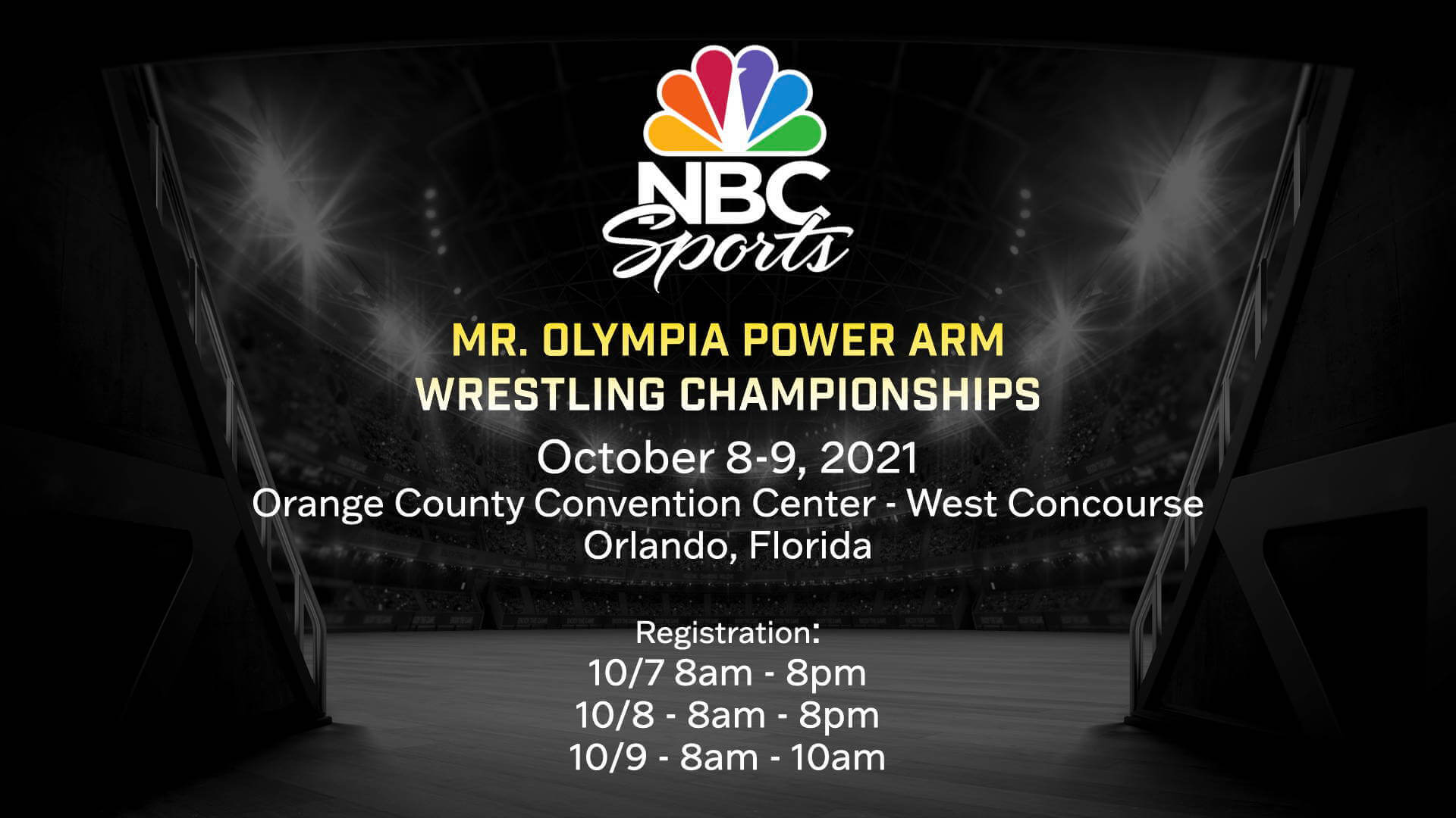 The Mr. Olympia Power Arm Wrestling Championships