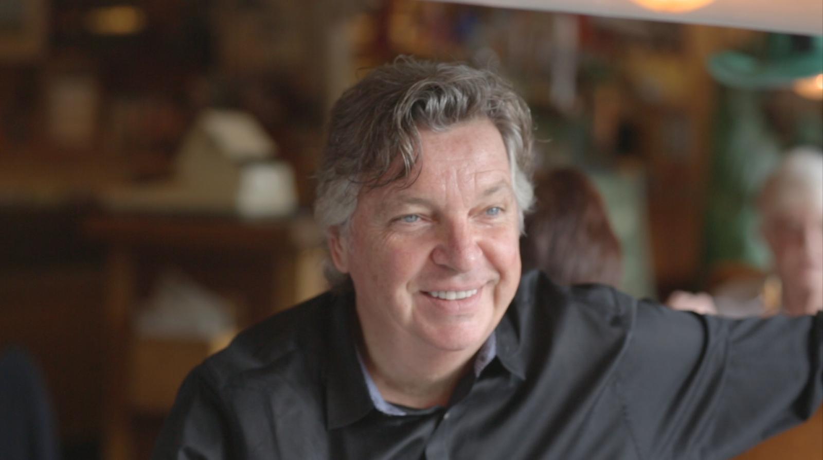 Tony Perkins, criador e ex-diretor chefe da Revista Red Hering e CEO da AlwaysOn.