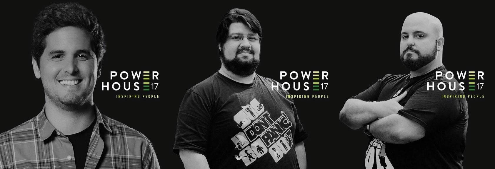 Rony Meisler, da reserva e Jovem Nerd no maior evento de empreendedorismo do Brasil: o Power House