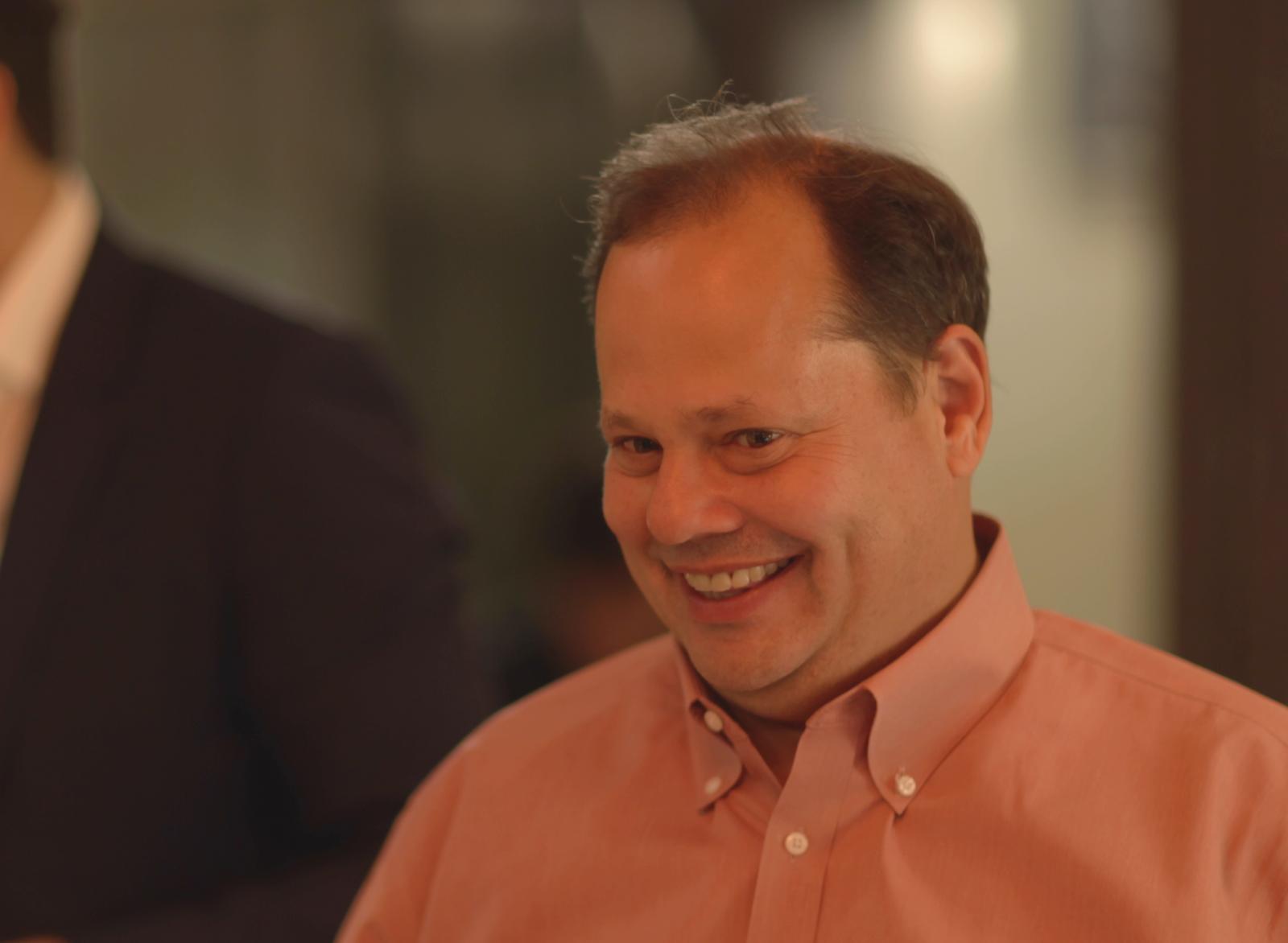 Gary Kremen, fundador do site Match.com
