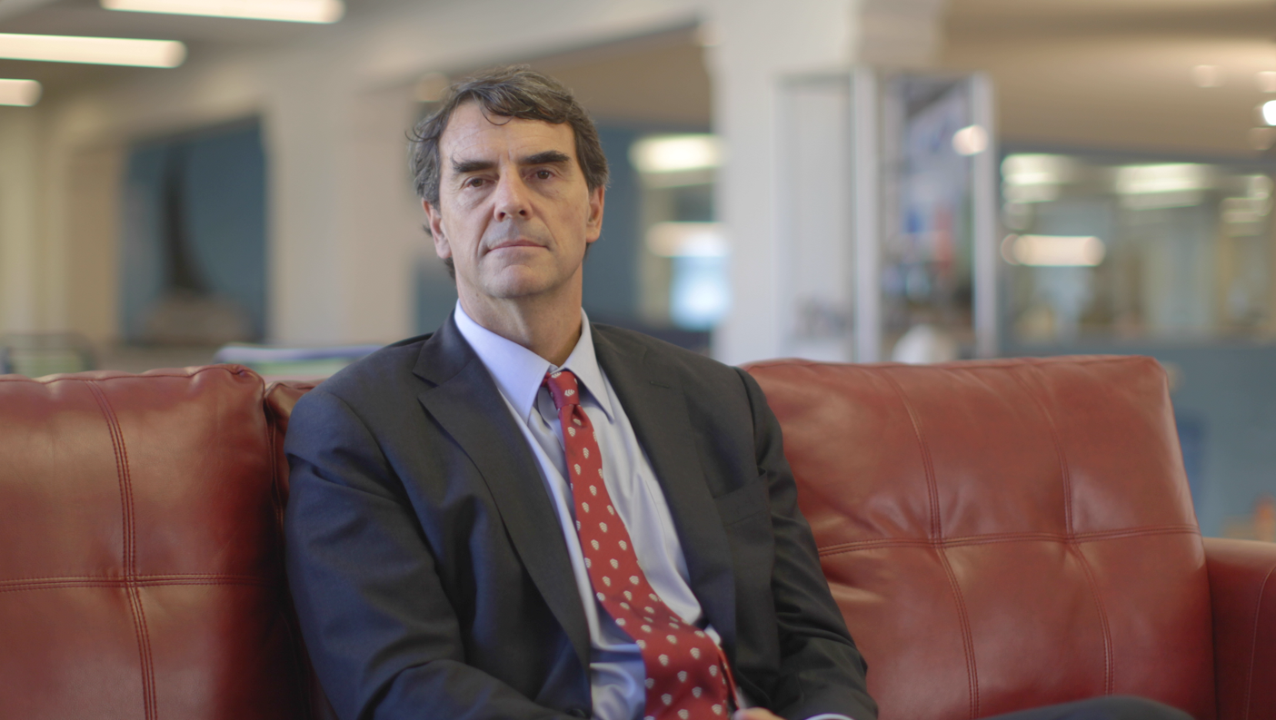 Tim Draper é fundador do Draper Fisher Juvertson e bilionário americano.