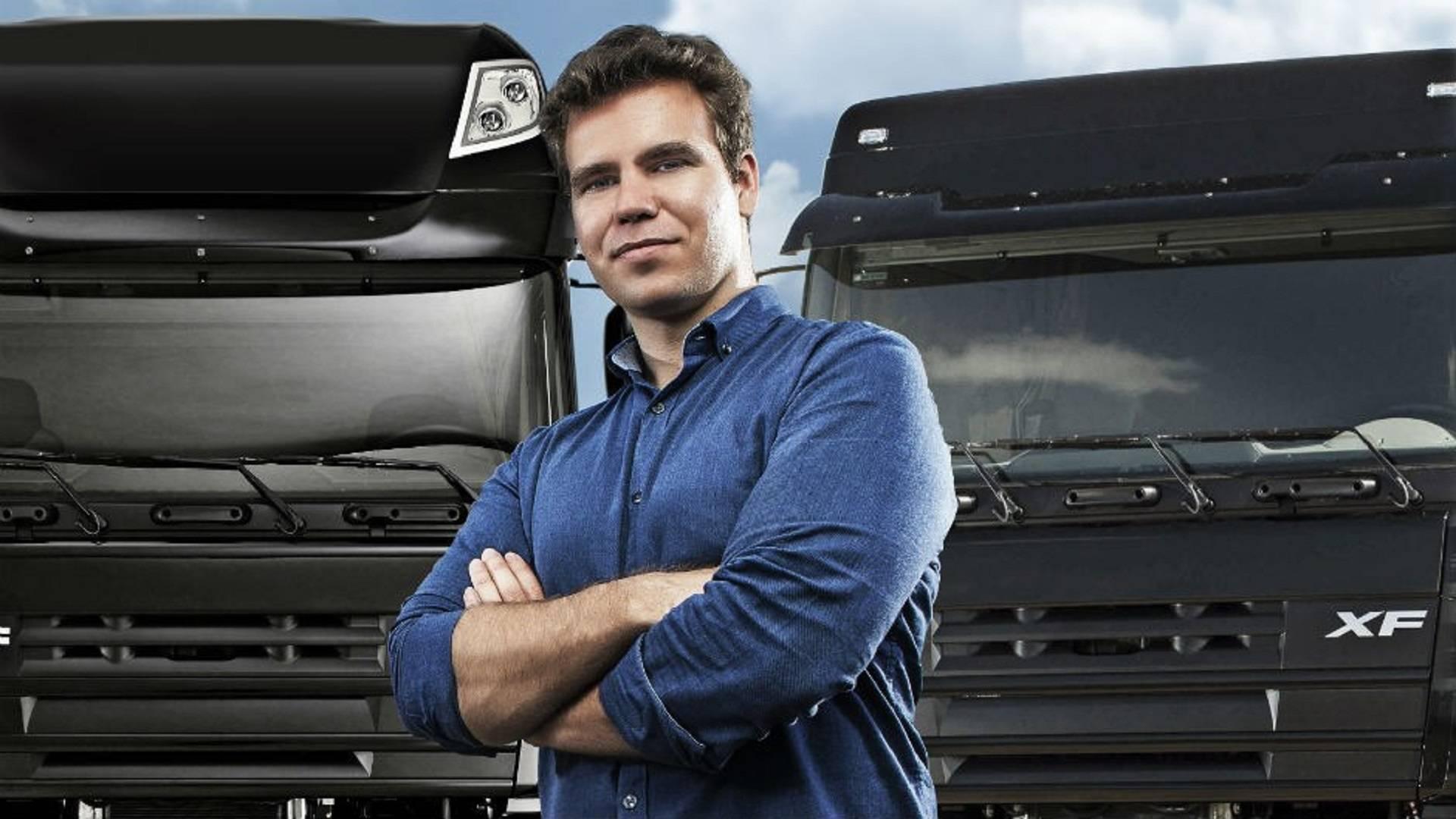Na imagem, vemos o empreendedor Federico, da Cargo X