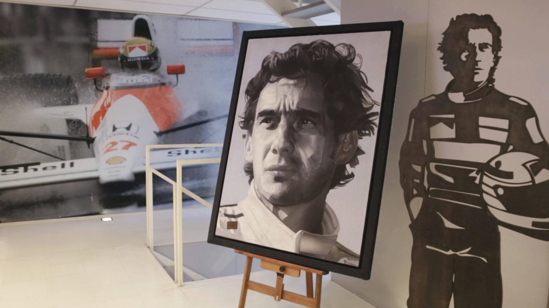 Instituto Ayrton Senna e exposição sobre um dos maiores pilotos da Fórmula 1