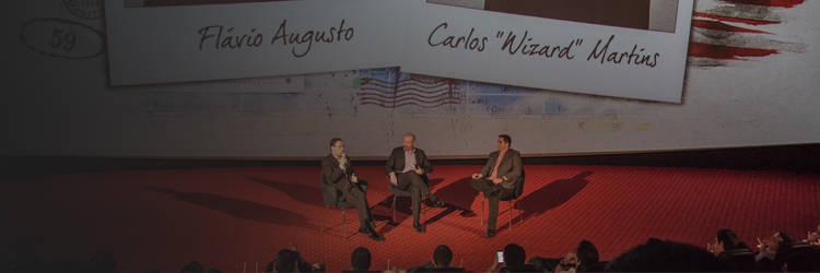 Pré-Estreia do Estudo de Caso de Carlos Martins e da Wizard