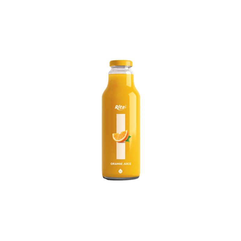 Ritai Organic Orange Juice 500 ml