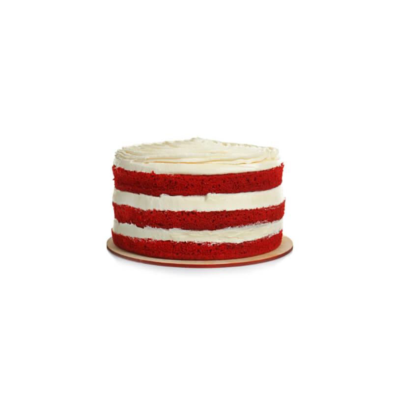 Rubics Bakery Strawberry 3 Layer Cake 21 oz