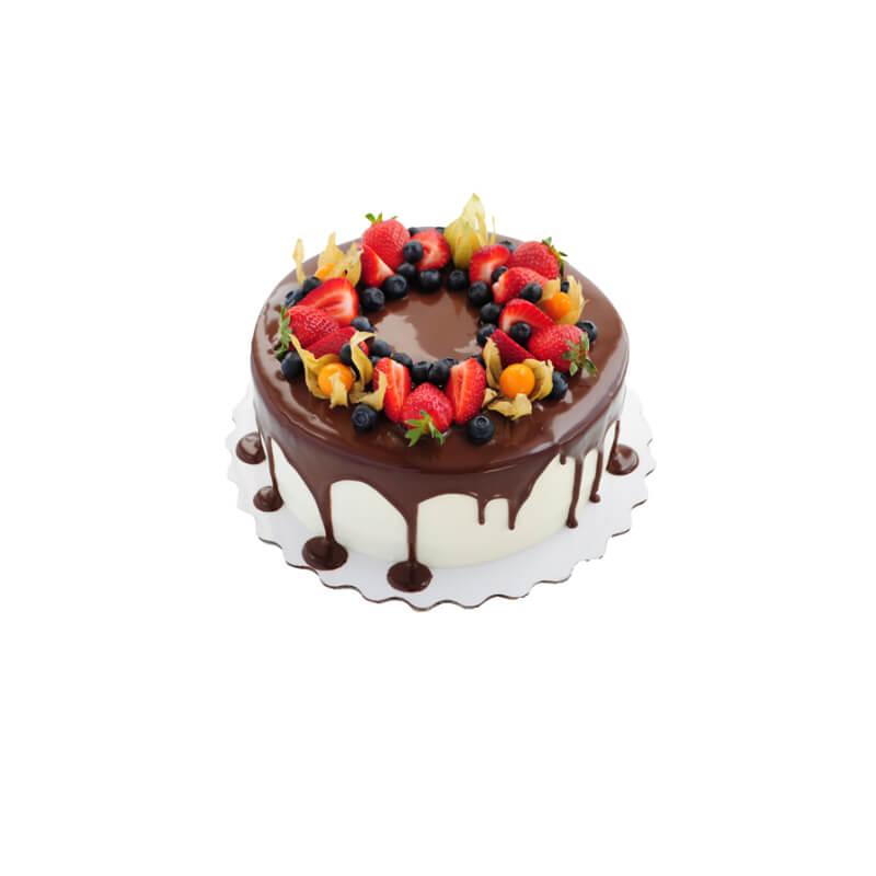 Signature Chocolate Cake Iced Fudge 7 oz
