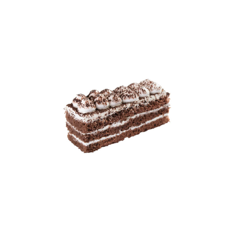 Sliced Chocolated Temptation Cake 3 oz
