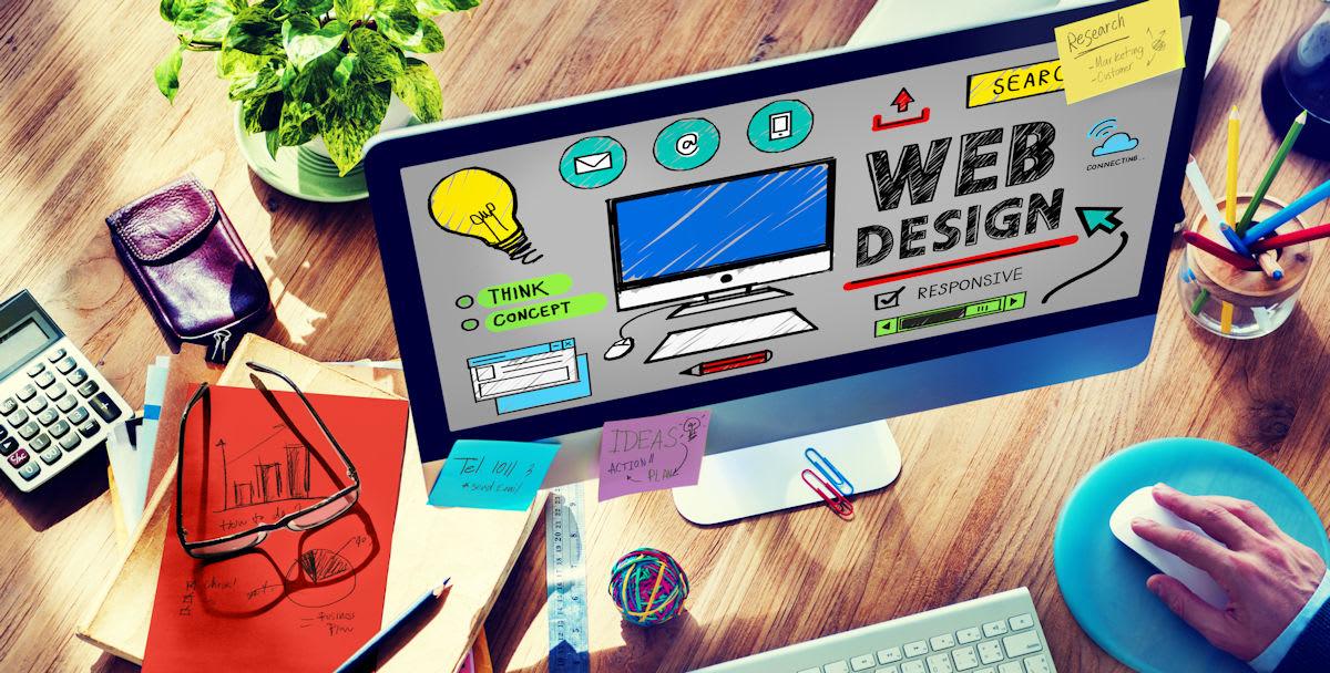 custom web design lafayette la