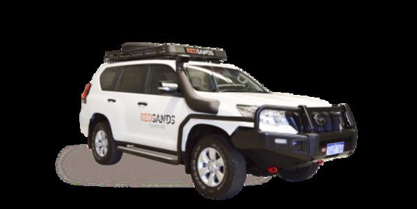 Toyota Land Cruiser Prado 4WD (Allrad)