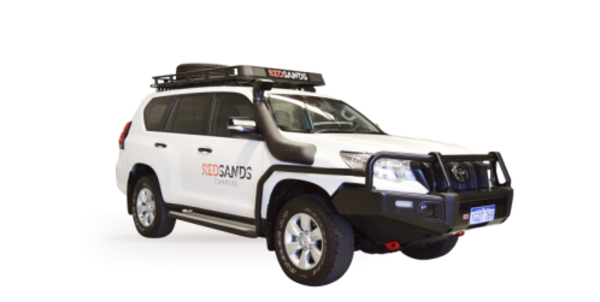 4WD Land Cruiser Prado