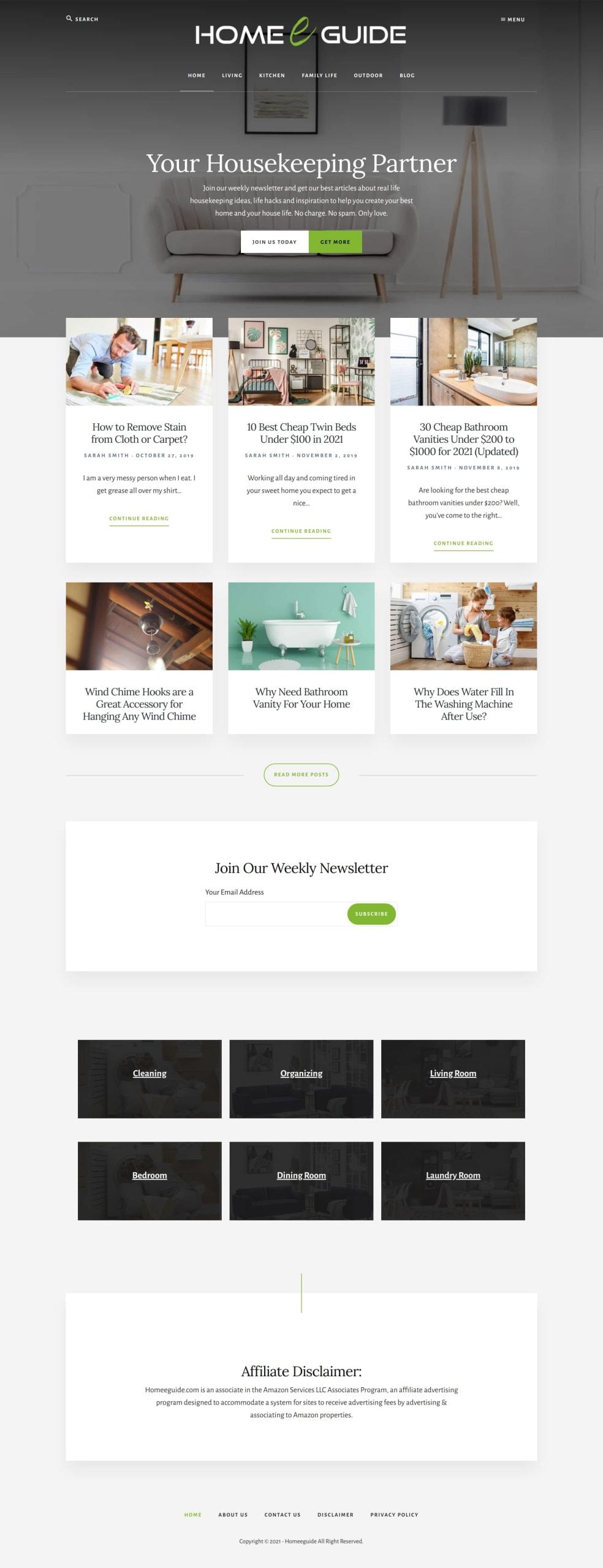 homeeguide-website