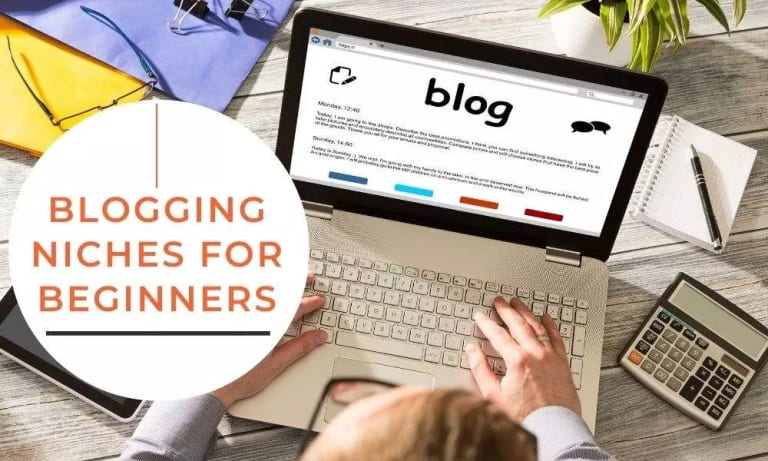Top 8 Blogging Niches For Beginners