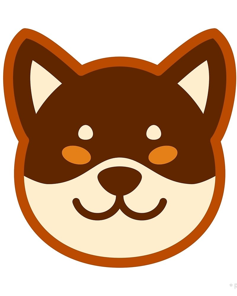 Brown Shiba / Red Wolf
