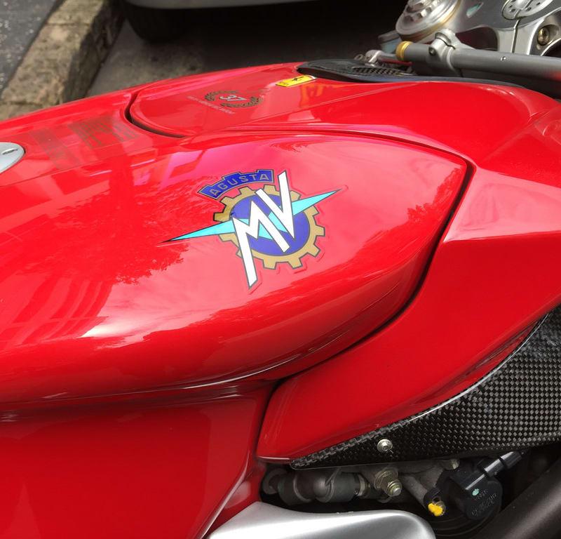 MV Agusta F4 / Red Wolf