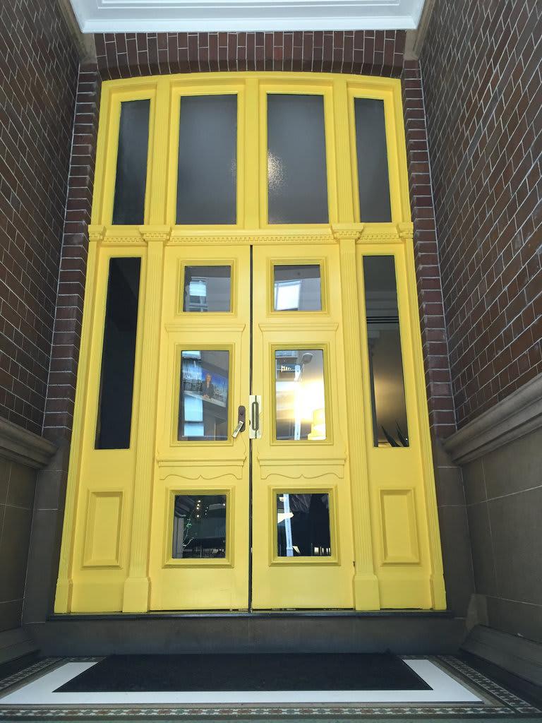 Urbanest + Yellow Door / Red Wolf