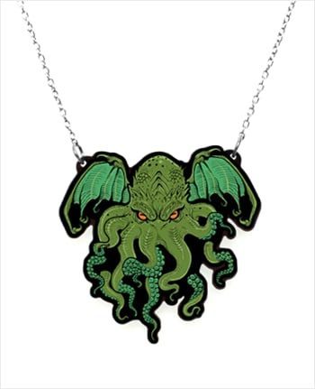 Cthulhu necklace / Miss Monster