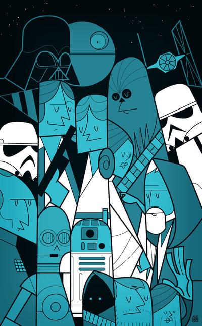 Star Wars / Ale Giorgini