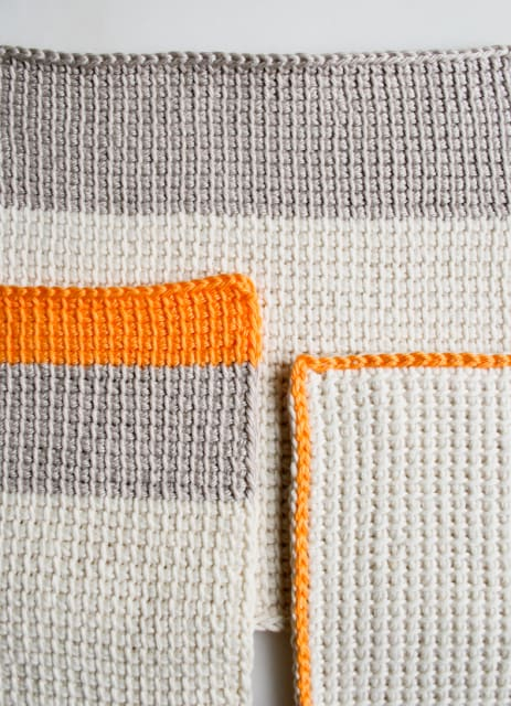 Tunisian Crochet Basics / The Purl Bee