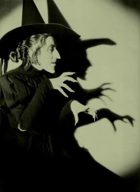 Margaret Hamilton / The Wizard of Oz