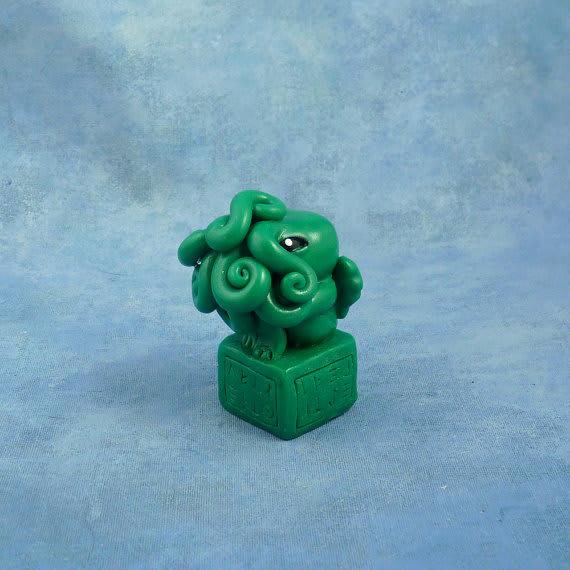 Jade Green Cthulhu / Noadi