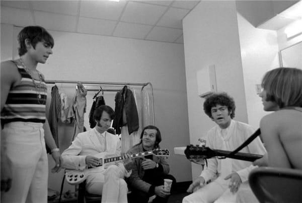 Jack Nicholson + The Monkees