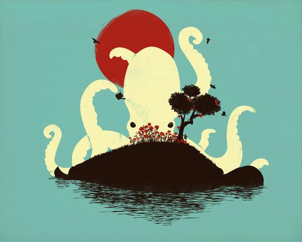 Octopus' Garden / Jay Fleck