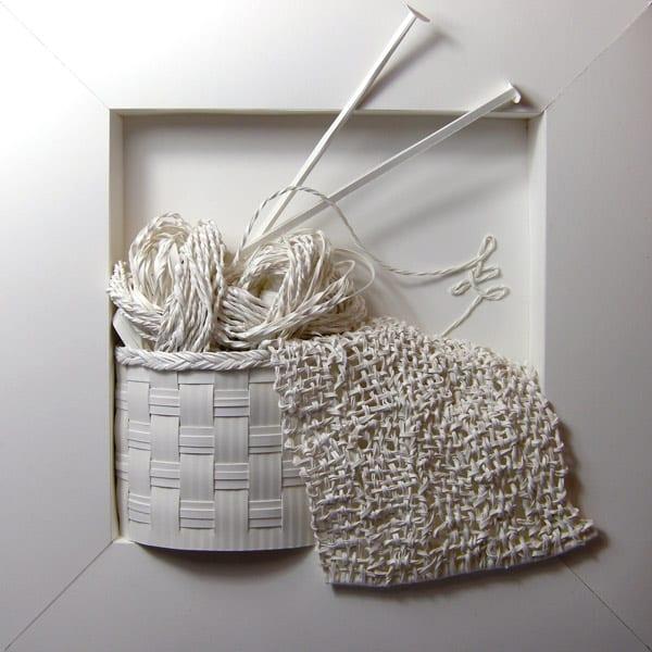 K is for Knitting / Lusi Klimenko