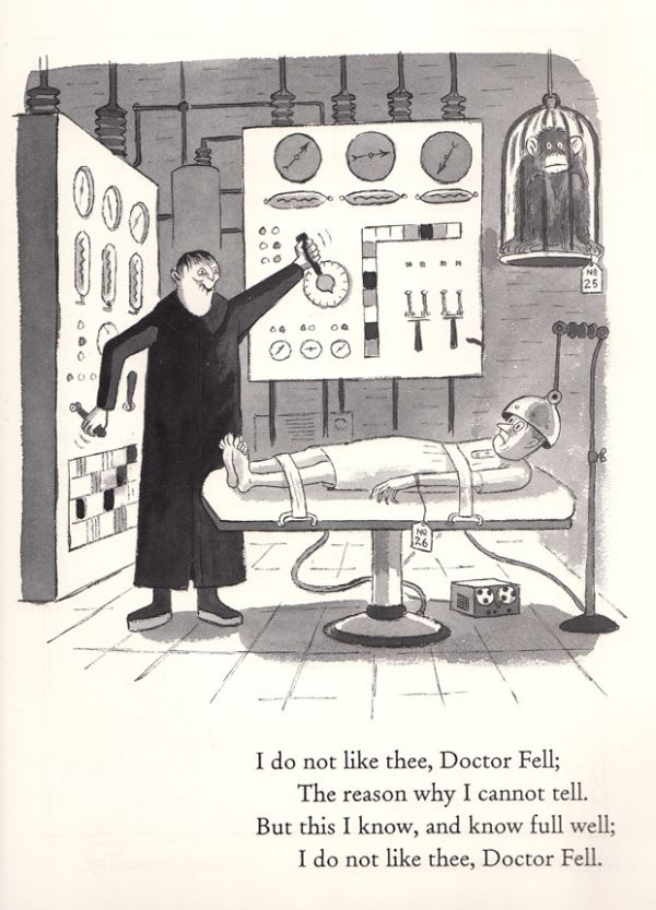 Mother Goose / Charles Addams