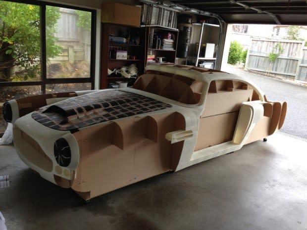 3D Printing an Aston Martin / Ivan Sentch