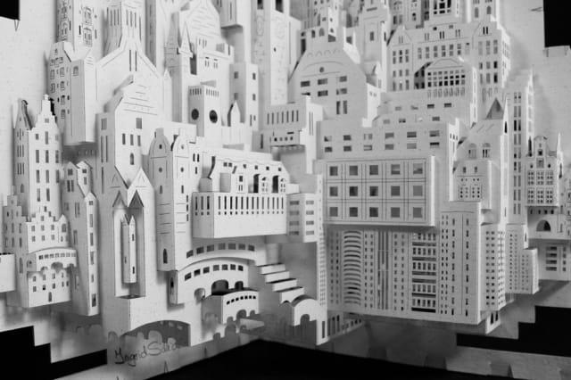 Paper Architecture / Ingrid Siliakus