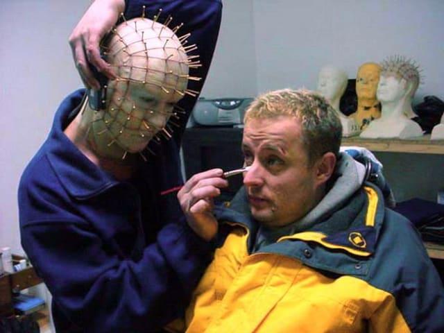 Doug Bradley + Gary J Tunnicliffe / Hellraiser