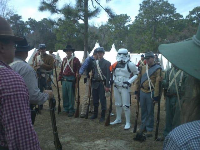 Stormtrooper Civil War / Daniru184