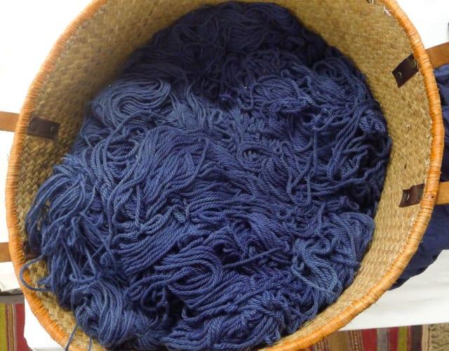 Understanding The Indigo Dyeing Process / Lumo the Maker