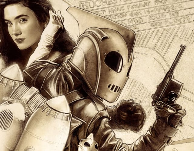 The Rocketeer / Paul Shipper
