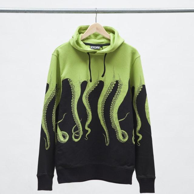 Octopus Hoodie / Iuter Online Store