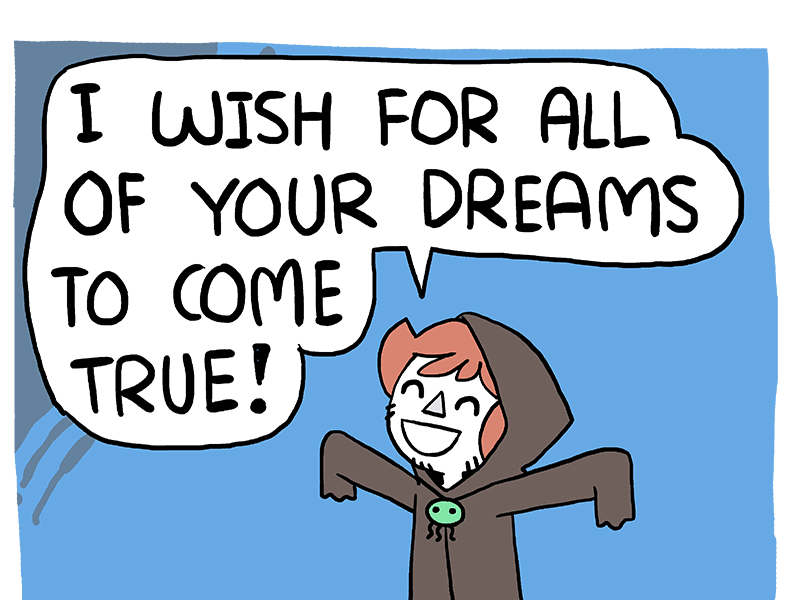 Death Wish / Owlturd Comix