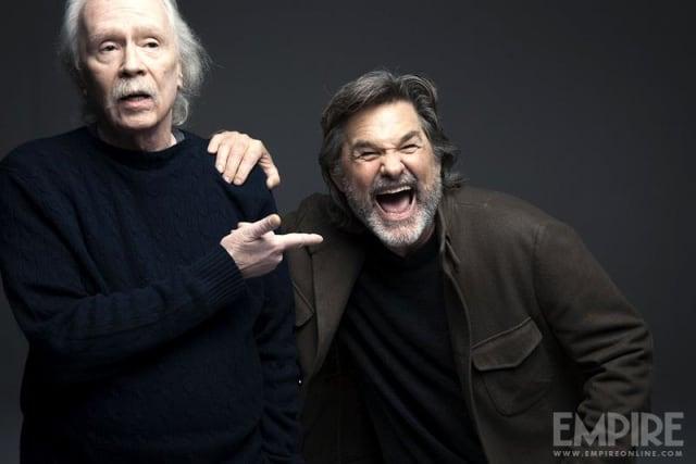 John Carpenter + Kurt Russell