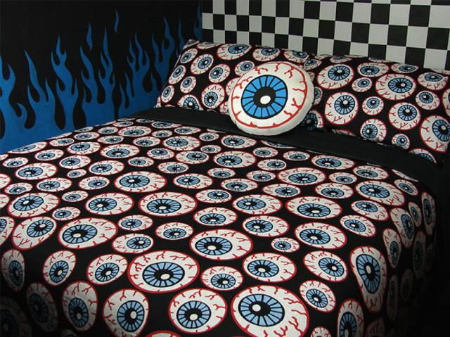 Evil Eye Quilt Set / Hells Blankets