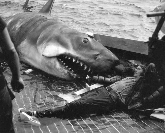 Robert Shaw / Jaws