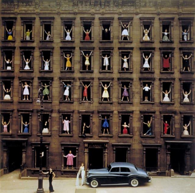Girls In The Windows / Ormond Gigli